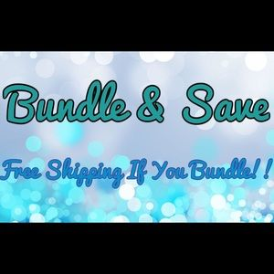 *FREE SHIPPING* if you bundle items together!! 😁